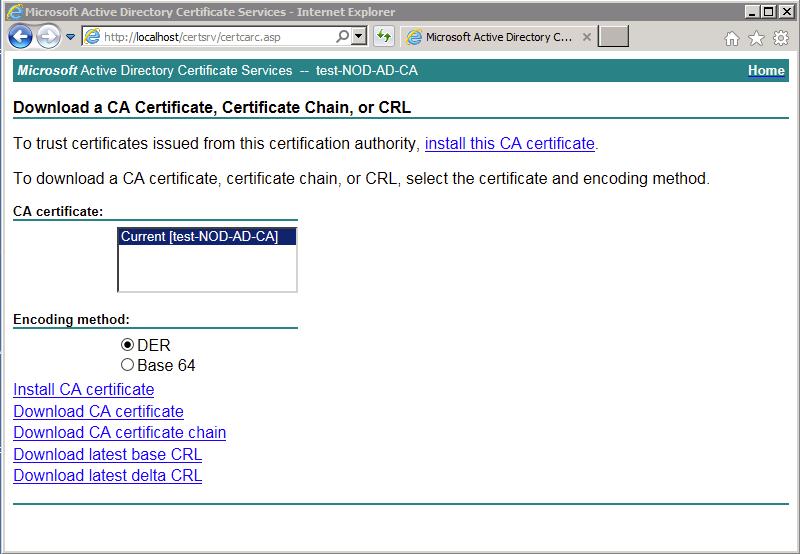 Adldap Authentication Over Ssl Appspace Core 52 Documentation