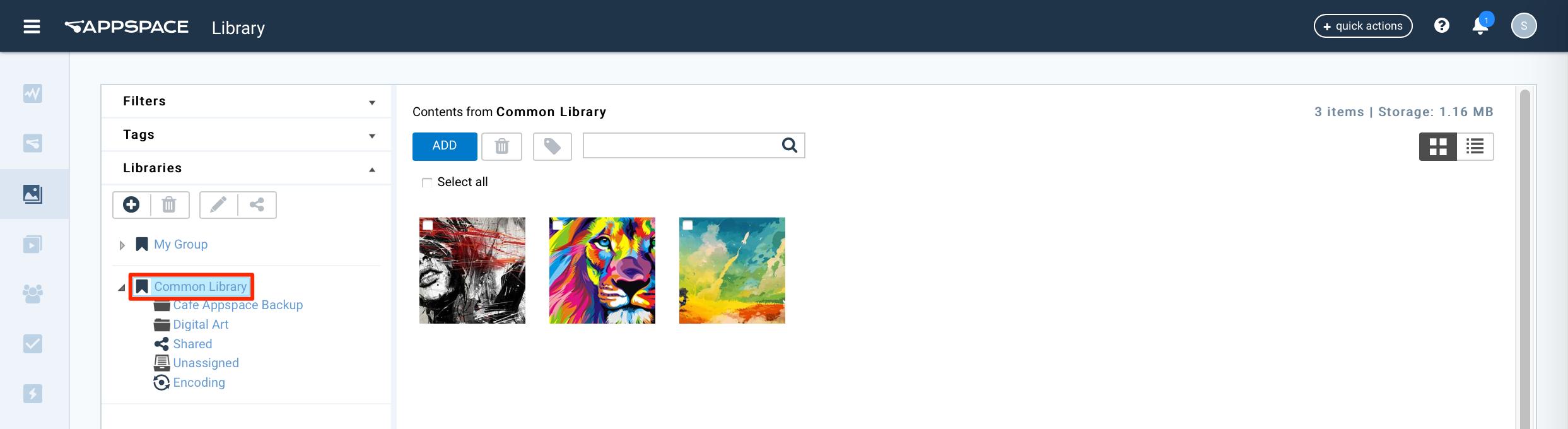 Widget: Weather — Appspace v7 0 Documentation