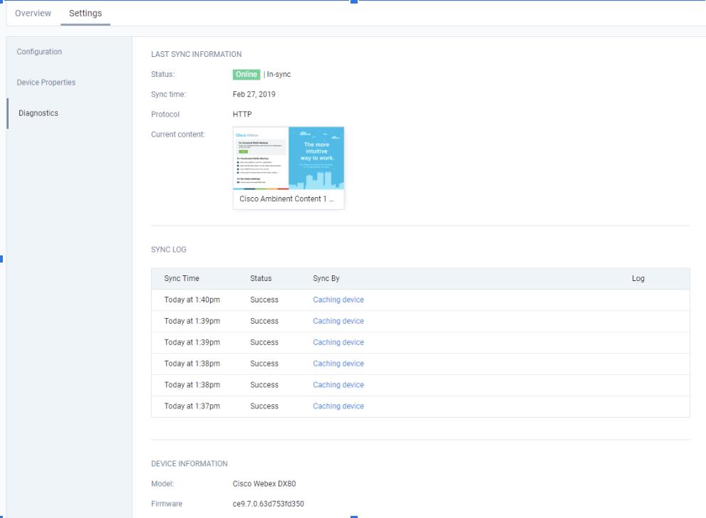 Create social media cards — Appspace v7 0 Documentation