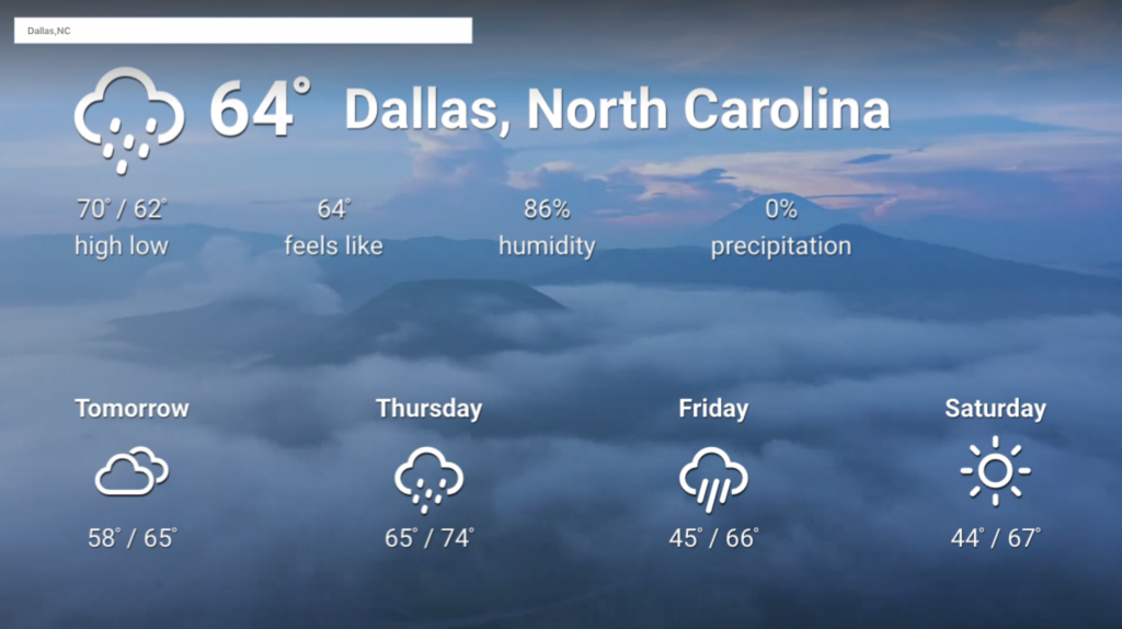 weather card release notes  release notes